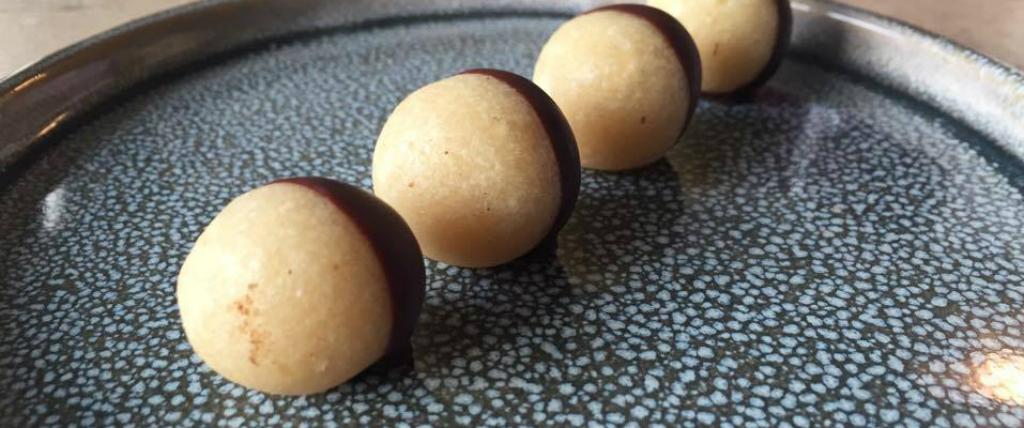 Julekonfekt Med Protein & Cointreau